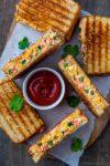 Sandwich Veg/Non-Veg